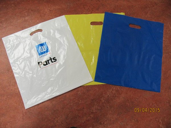 Boutique bags, by TGS Plastics and Packaging