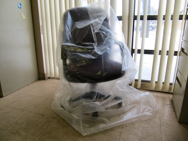 Plastic chair bags, by TGS Plastics and Packaging