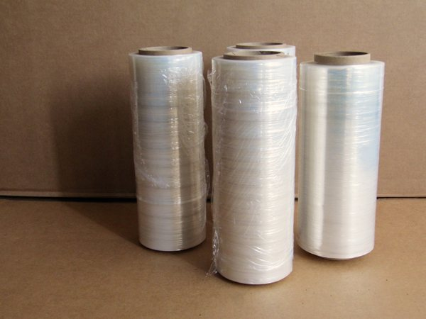 Plastic stretch wrap, by TGS Plastics and Packaging